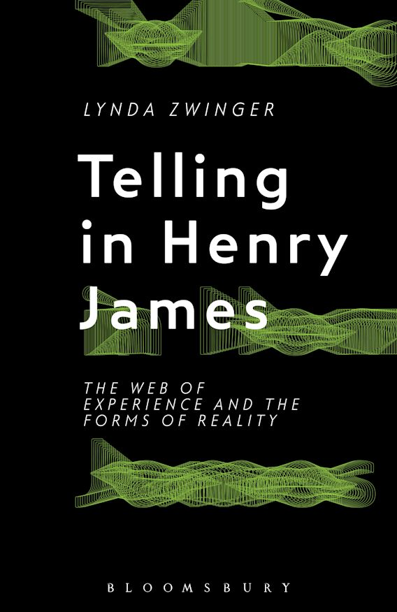 Telling in Henry James cover