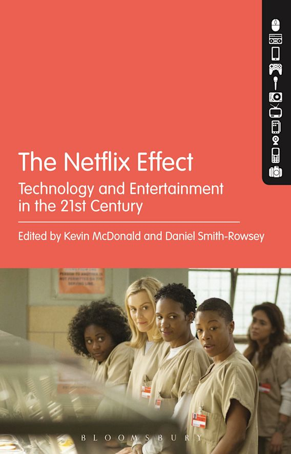 The Netflix Effect cover
