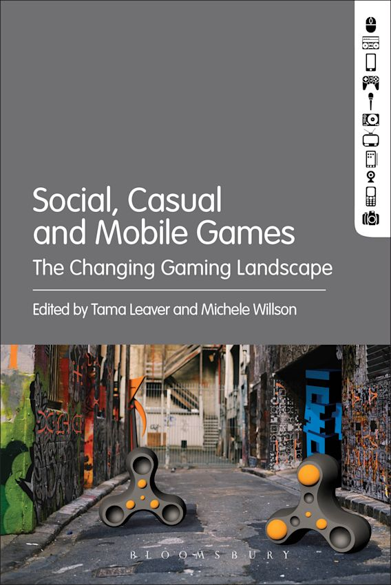 Social, Casual and Mobile Games cover