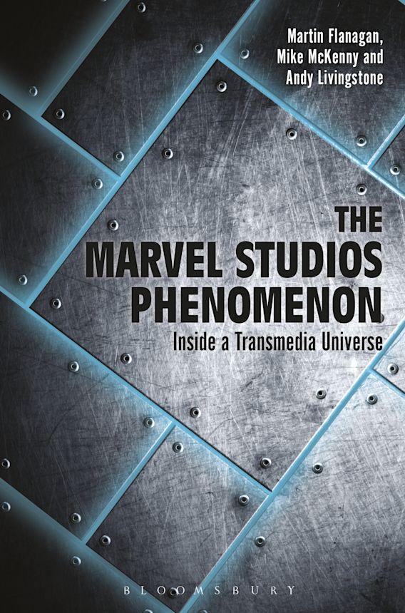 The Marvel Studios Phenomenon cover