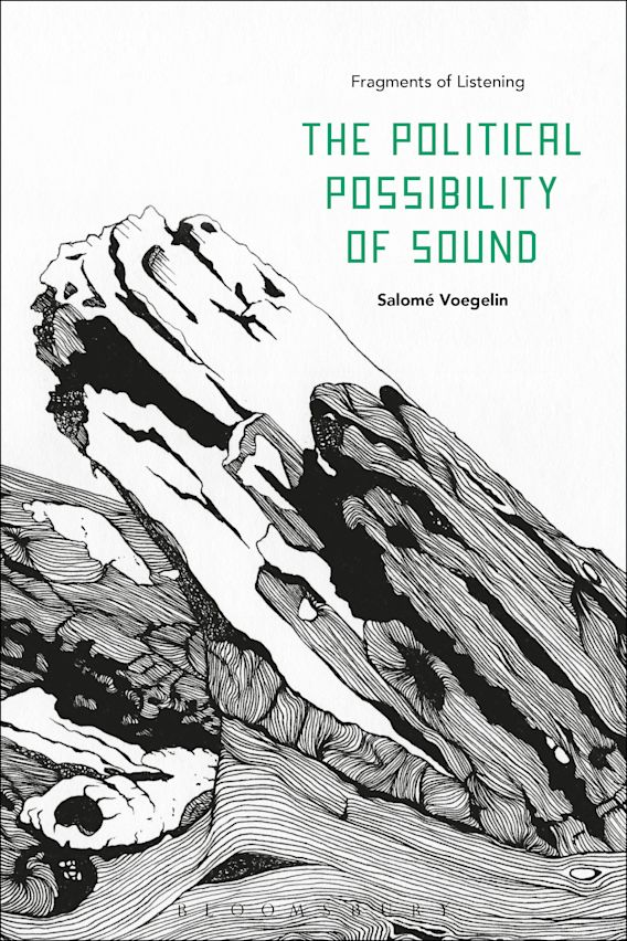 The Political Possibility of Sound cover
