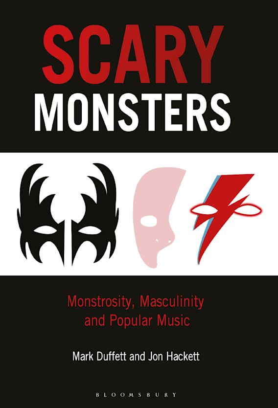 Scary Monsters cover