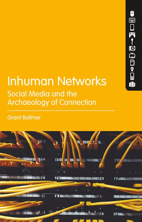 Inhuman Networks cover