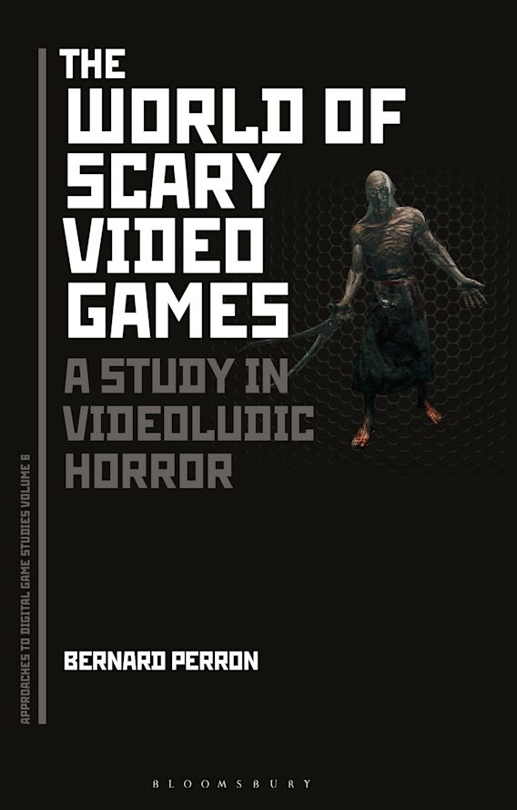 The World of Scary Video Games cover