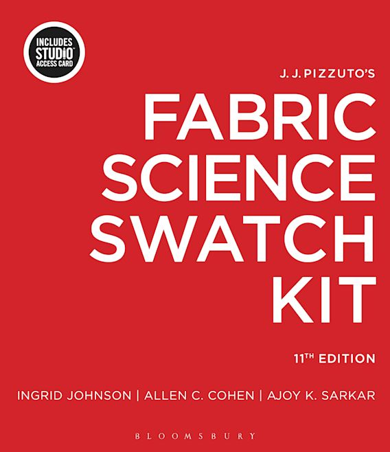 J.J. Pizzuto's Fabric Science Swatch Kit cover