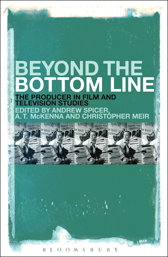 Beyond the Bottom Line cover