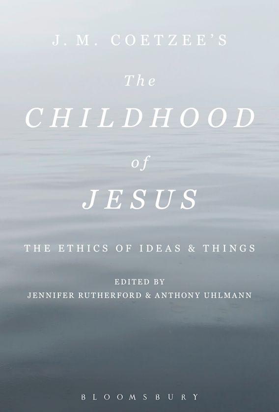 J. M. Coetzee's The Childhood of Jesus cover