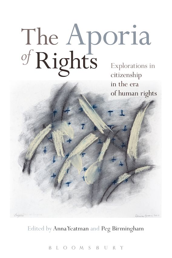 The Aporia of Rights cover