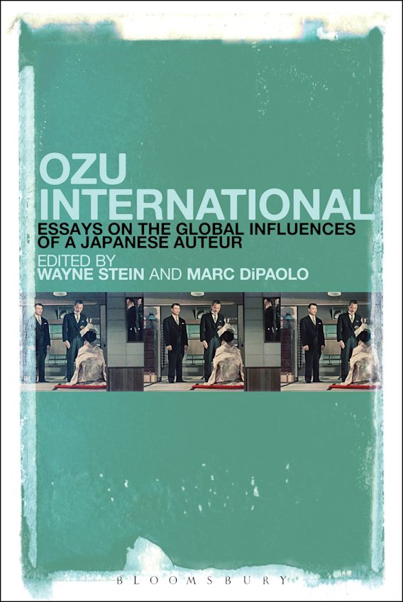 Ozu International cover