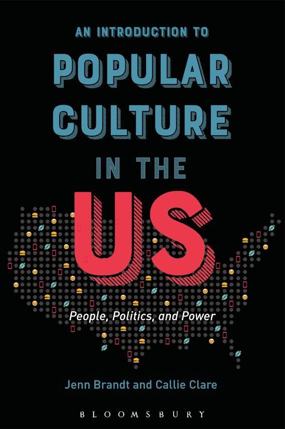 An Introduction to Popular Culture in the US cover