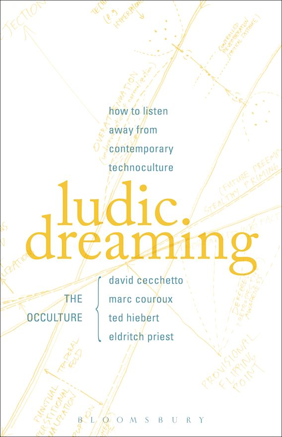 Ludic Dreaming cover
