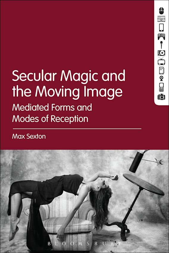 Secular Magic and the Moving Image cover