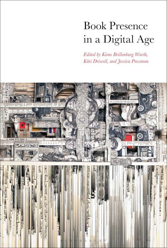 Book Presence in a Digital Age cover