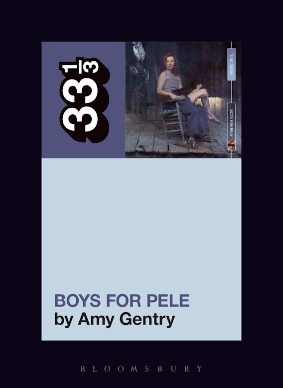 Tori Amos's Boys for Pele cover