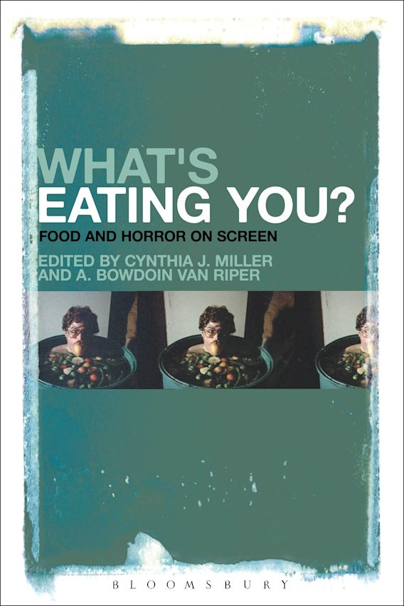 What's Eating You? cover