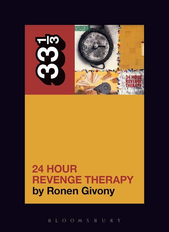 Jawbreaker's 24 Hour Revenge Therapy cover