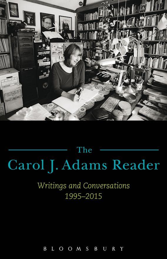 The Carol J. Adams Reader cover