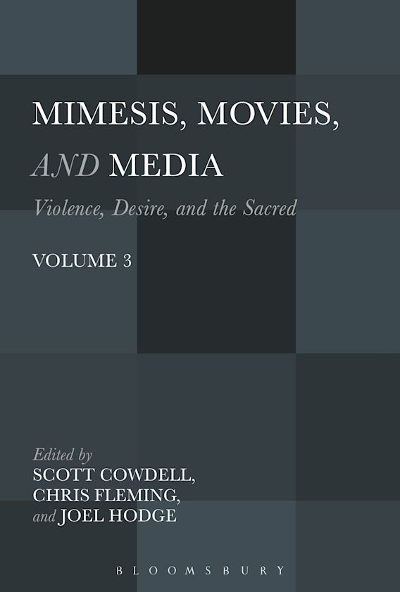 Mimesis, Movies, and Media cover