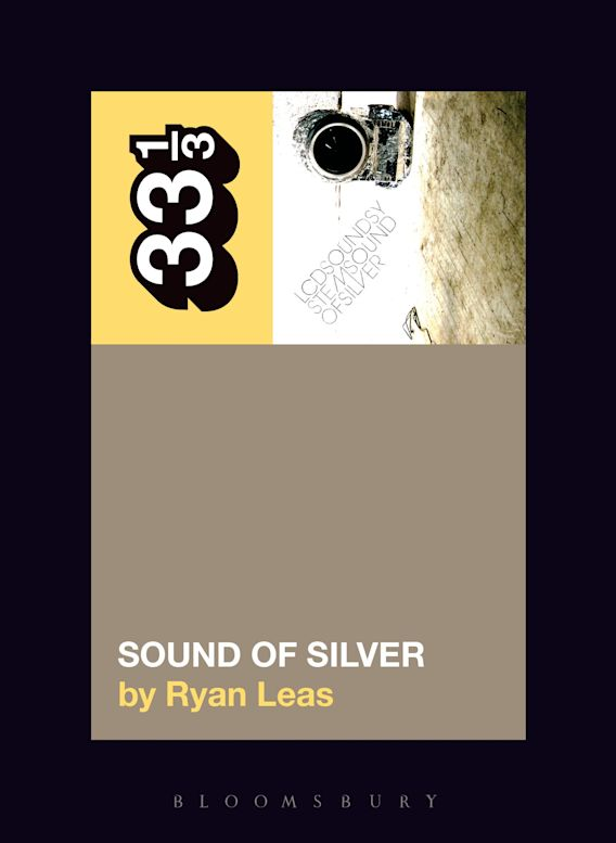 LCD Soundsystem's Sound Of Silver cover