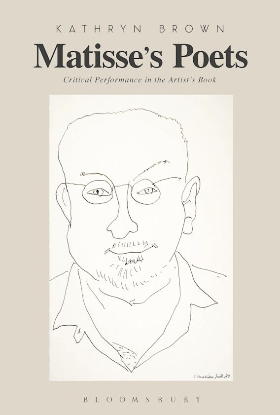 Matisse's Poets cover