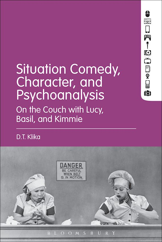 Situation Comedy, Character, and Psychoanalysis cover