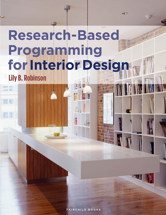 Research-Based Programming for Interior Design cover