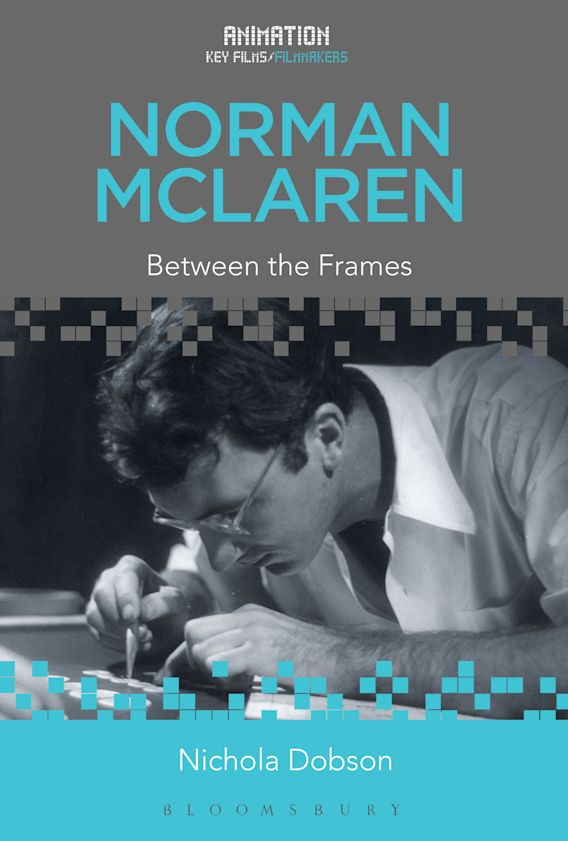 Norman McLaren cover