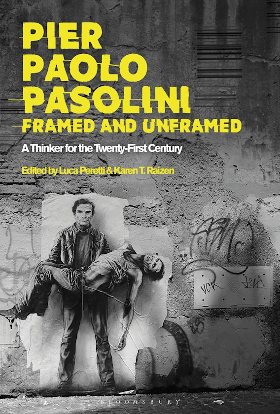 Pier Paolo Pasolini, Framed and Unframed cover