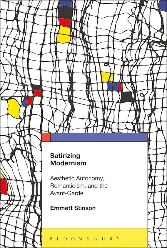 Satirizing Modernism cover