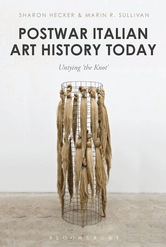 Postwar Italian Art History Today cover