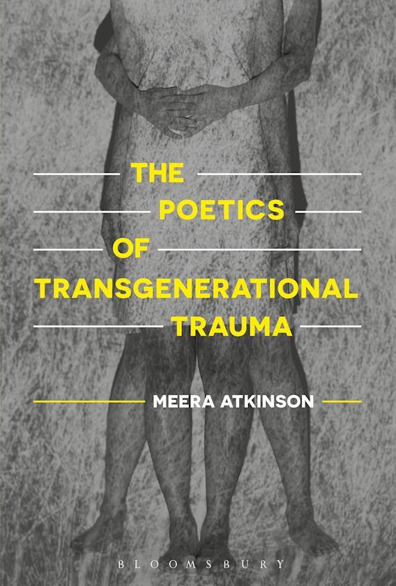 The Poetics of Transgenerational Trauma cover