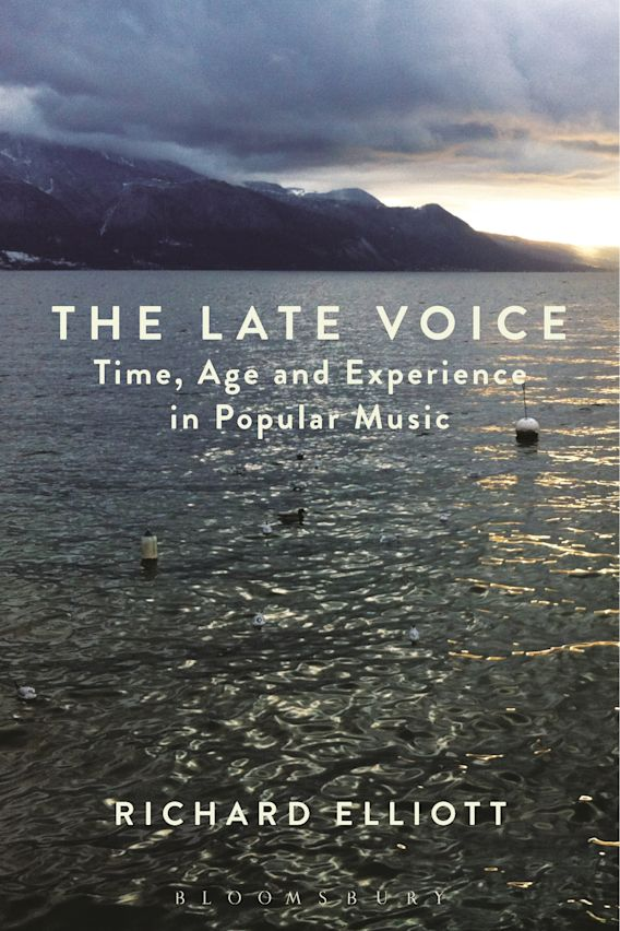 The Late Voice cover