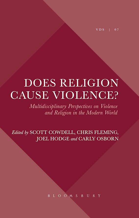 Does Religion Cause Violence? cover