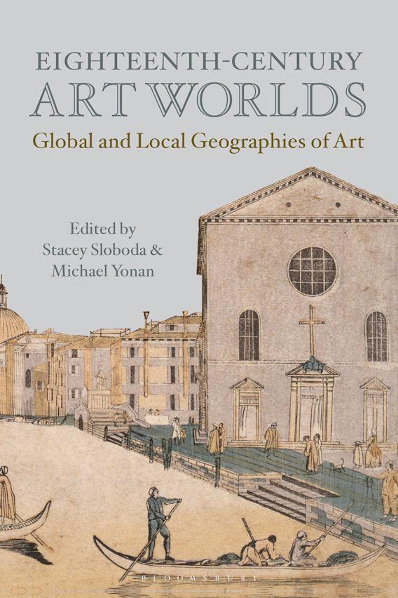 Eighteenth-Century Art Worlds cover