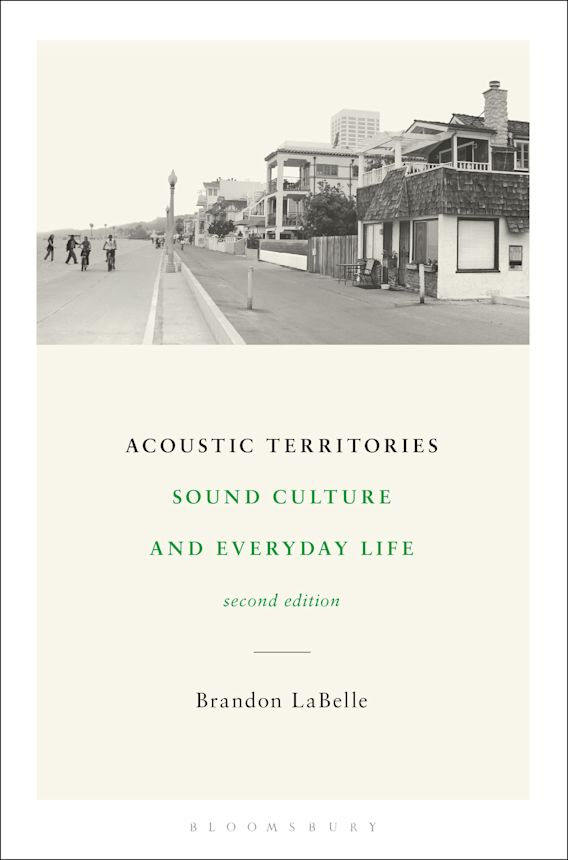Acoustic Territories, Second Edition cover