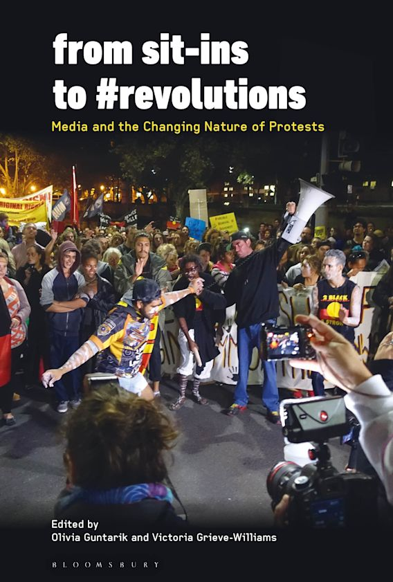 From Sit-Ins to #revolutions cover