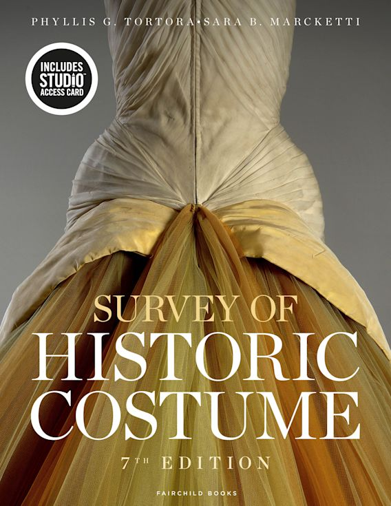Survey of Historic Costume cover
