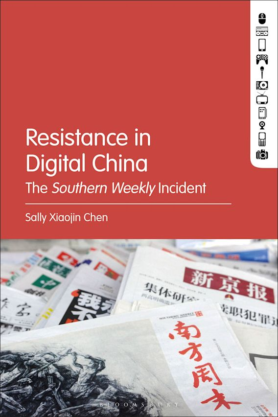 Resistance in Digital China cover