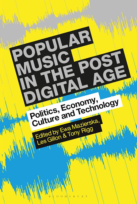 Popular Music in the Post-Digital Age cover