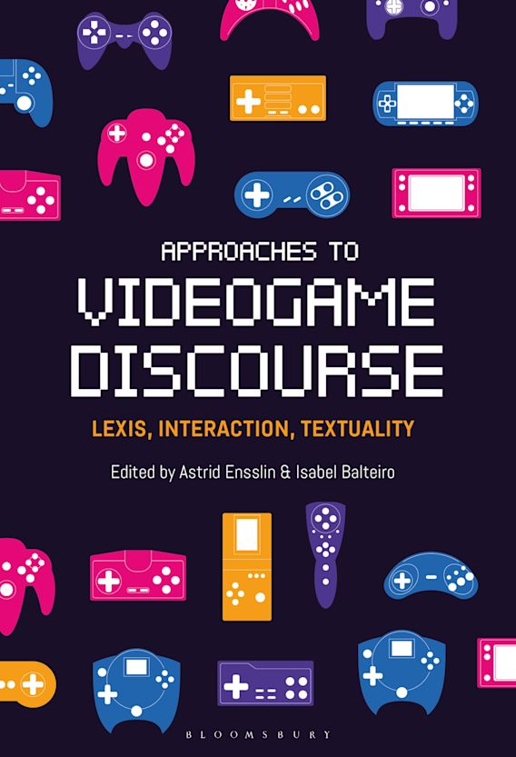 Approaches to Videogame Discourse cover