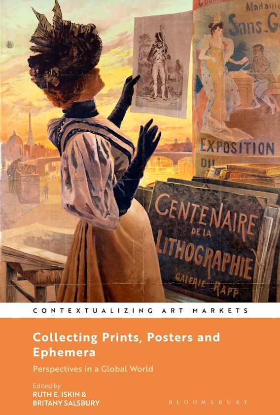 Collecting Prints, Posters, and Ephemera cover