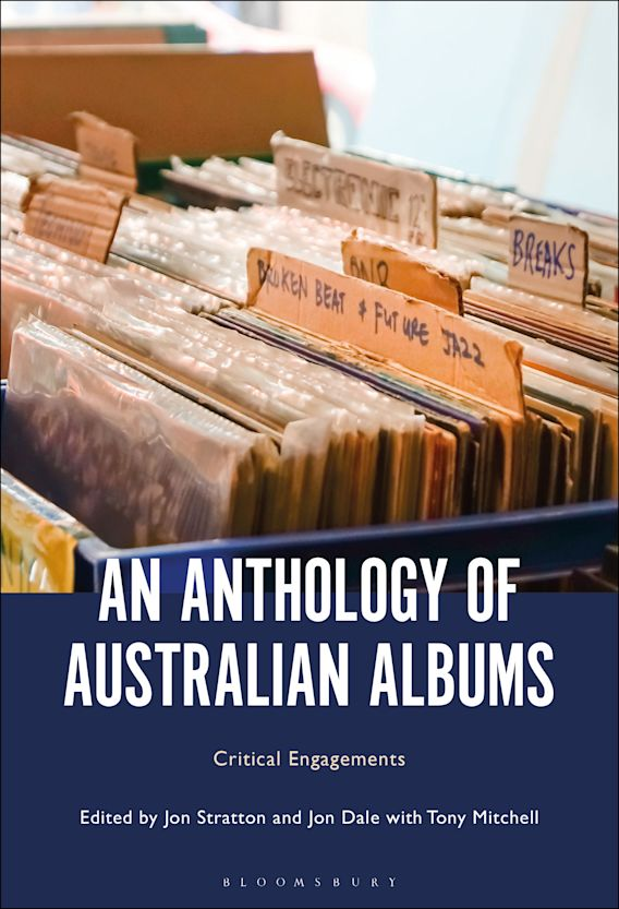 An Anthology of Australian Albums cover