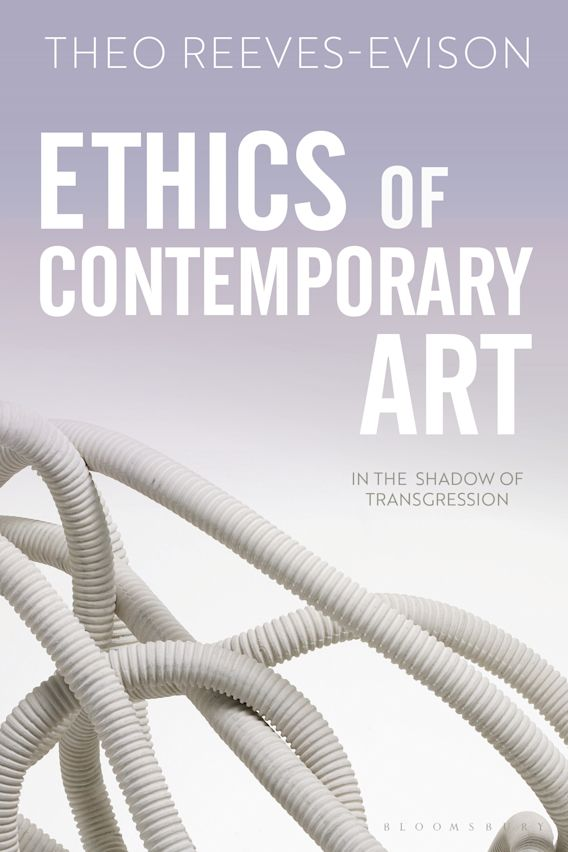 Ethics of Contemporary Art cover
