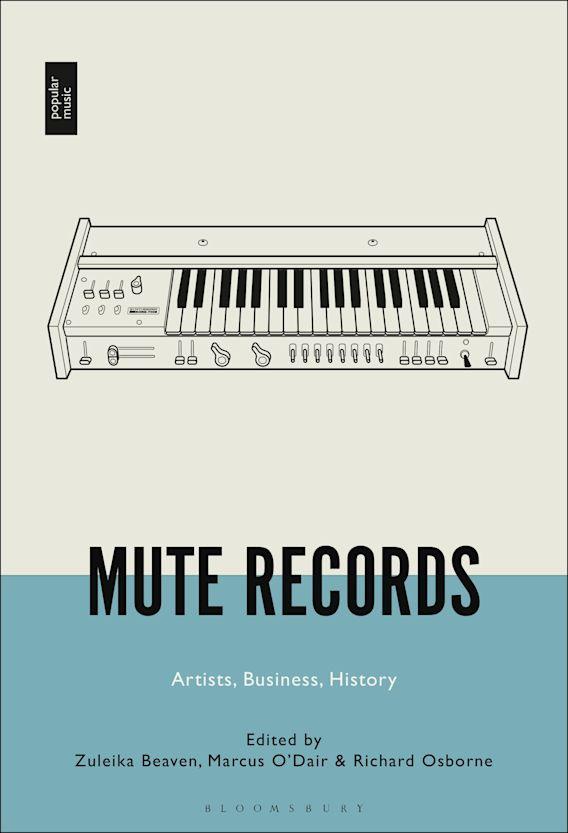 Mute Records cover