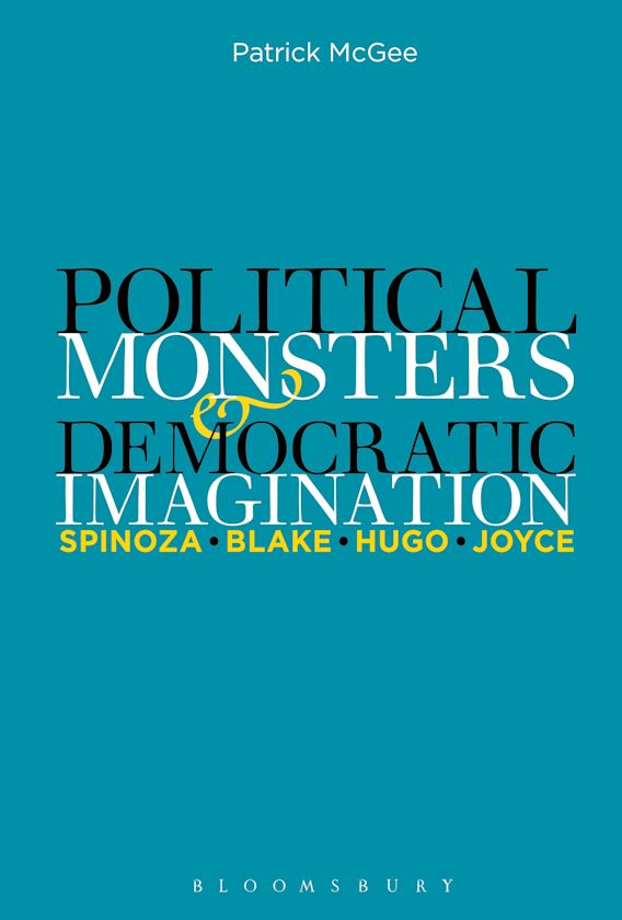 Political Monsters and Democratic Imagination cover