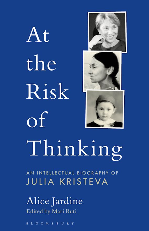 At the Risk of Thinking cover