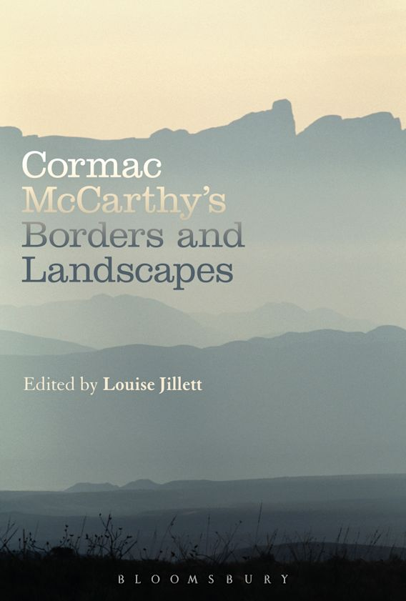Cormac McCarthy's Borders and Landscapes cover