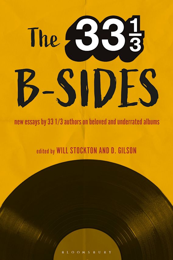 The 33 1/3 B-sides cover
