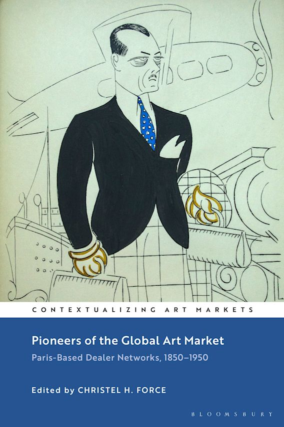 Pioneers of the Global Art Market cover