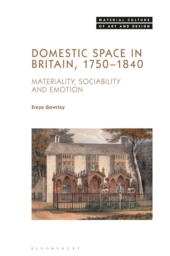 Domestic Space in Britain, 1750-1840 cover